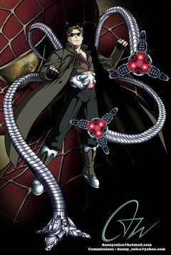 best Doctor Octopus Otto Octavius image