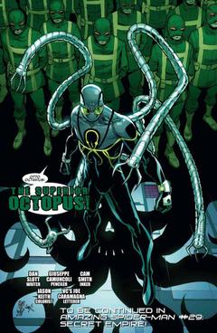 Superior Octopus by METADANE