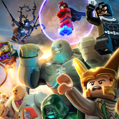 wallpapers LEGO Marvel Super Heroes toys Mystic TT Games