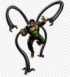 Dr Otto Octavius The Superior Spider