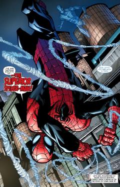 Doc Ock as Superior Spider
