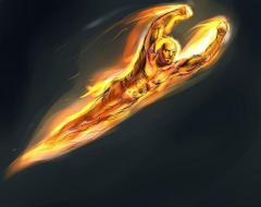 human torch toro dsc by Vimes