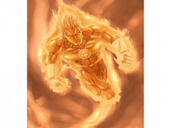The Human Torch Wallpapers