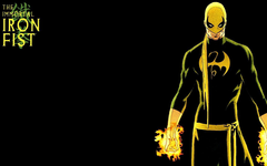 Iron Fist HD Wallpapers