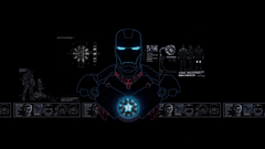Iron Man Mark 6 Prototype Schematics Wallpapers