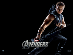 Pix For Hawkeye Wallpapers