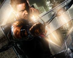 Avengers wallpapers 2 Hawkeye
