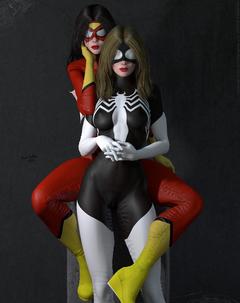 Julia Carpenter Spider Woman Wallpapers
