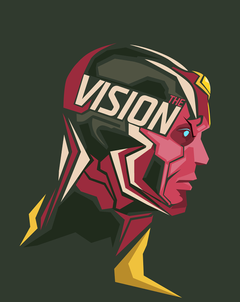 The Vision Heroes Comics