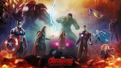 Avengers Age Of Ultron Wallpapers by CAMW1N