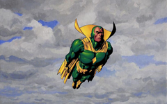 Vision and Ultron s origins in Avengers Age of Ultron leaked