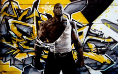Luke Cage Wallpapers by Franky4FingersX2