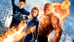 Jamie Bell As The Thing In Fantastic 4 Poster Wallpapers