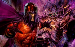 Magneto backgrounds