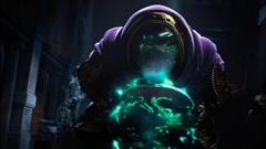 Mysterio At Work On The Confusing Spider
