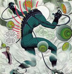 Deadpool vs Mysterio