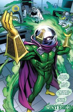 best Marvel Villains Phreek Mysterio image