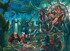 Prince Namor of Atlantis wallpapers and image