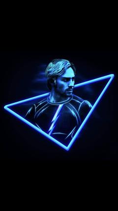 quicksilver neon