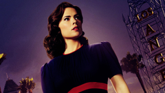 Wallpapers Agent Carter Hayley Atwell Peggy Carter Marvel Comics
