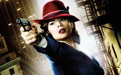 Agent Carter Hayley Atwell Wallpapers