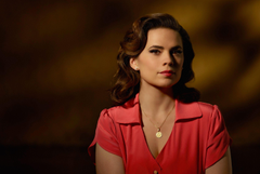 Wallpapers Hayley Atwell Agent Carter Peggy Carter HD TV Series