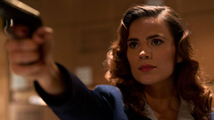 Peggy Carter Does Not Approve of Captain America s Civil War