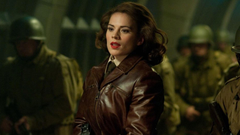 Hayley Atwell Expresses Interest in Having Peggy Carter Return to