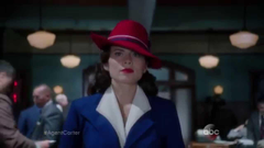 Peggy Carter Gets to Work Marvel s Agent Carter Preview 2