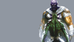 ScreenHeaven Drax the Destroyer Marvel Comics Thanos desktop and