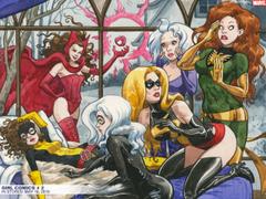 Femme Fatales image Marvel Femmes HD wallpapers and backgrounds