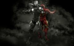Pix For Iron Man War Machine Wallpapers Hd
