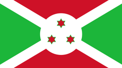 Burundi Flag UHD 4K Wallpapers