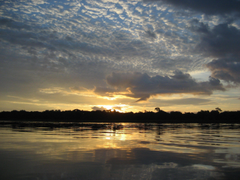 Congo River Sunset Wallpapers
