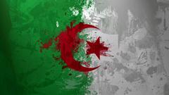 dom flags algeria