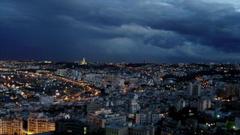Wallpapers Algeria City Storm Algiers Province Top Travel Lists
