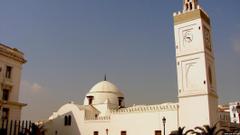 Wallpapers Islamic Masjid Al Jadid in Algiers