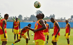 DR Congo storms Nigeria with 28 players