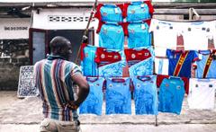 Democratic Republic Of The Congo Kinshasa Countries Flag Wallpapers