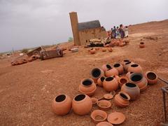 clay pot lot image
