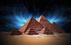 Wallpapers Amazing Pyramids Giza Egypt Cairo Fantasy