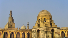 Mosque in Cairo wallpapers and image