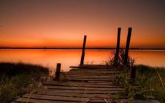Chobe Tag wallpapers National Park Botswana Fields Africa Lake