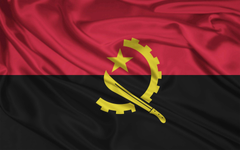 The Beauty Of Angola Flag In Pictures In HD