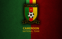 wallpapers Cameroon national football team 4k leather