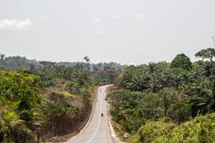 Green and peaceful Cameroon MotoMorgana