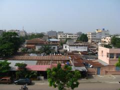 benin houses
