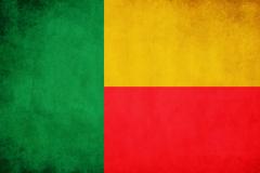Graafix Flag of Benin