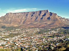 Mountain Table Mountain Cape Town CapeTown Wallpapers Landscape