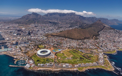 Cityscapes Landscapes Stadium Cape Town Table Mountain Wallpapers
